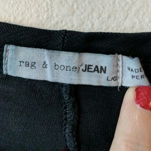 rag & bone Tops - Rag & bone boxy blue star embroidered tshirt